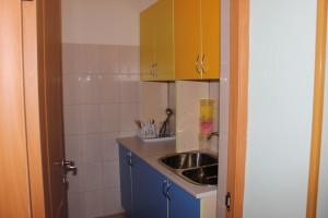 помещение для хранения и обработки посуды