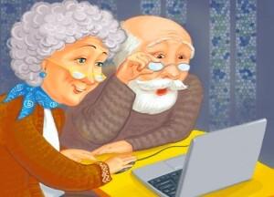 Роль информационных технологий в жизни пожилых людей